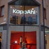 Skylt till KappAhl